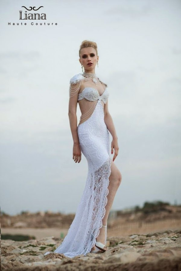 Fancy & Luxurious Wedding Dresses by Liana | Wedding Dress Styles
