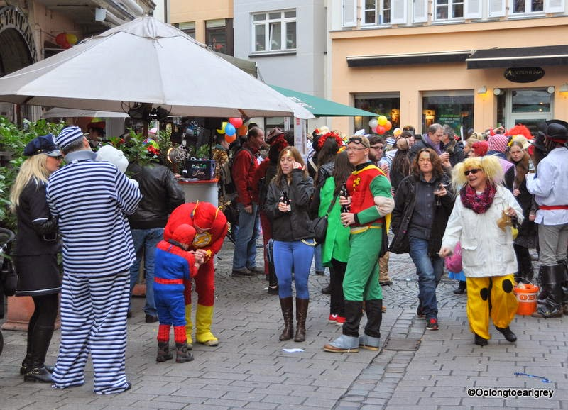 Fasching, Weisbaden, Germany 2014
