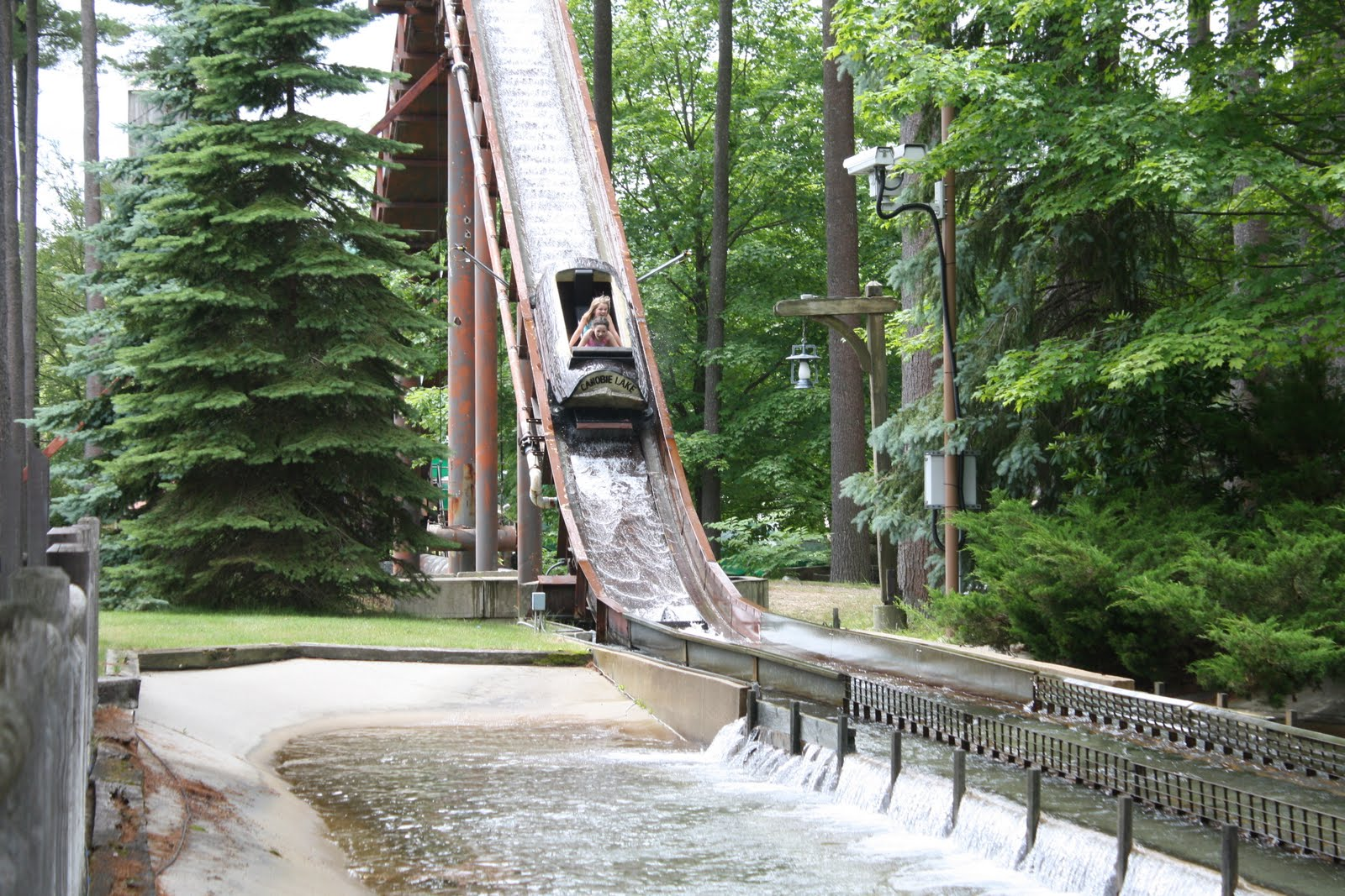 Sorting Through Life's Lessons: AAA Canobie Lake Park ...