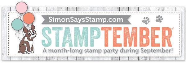 SIMON Says Stamptember