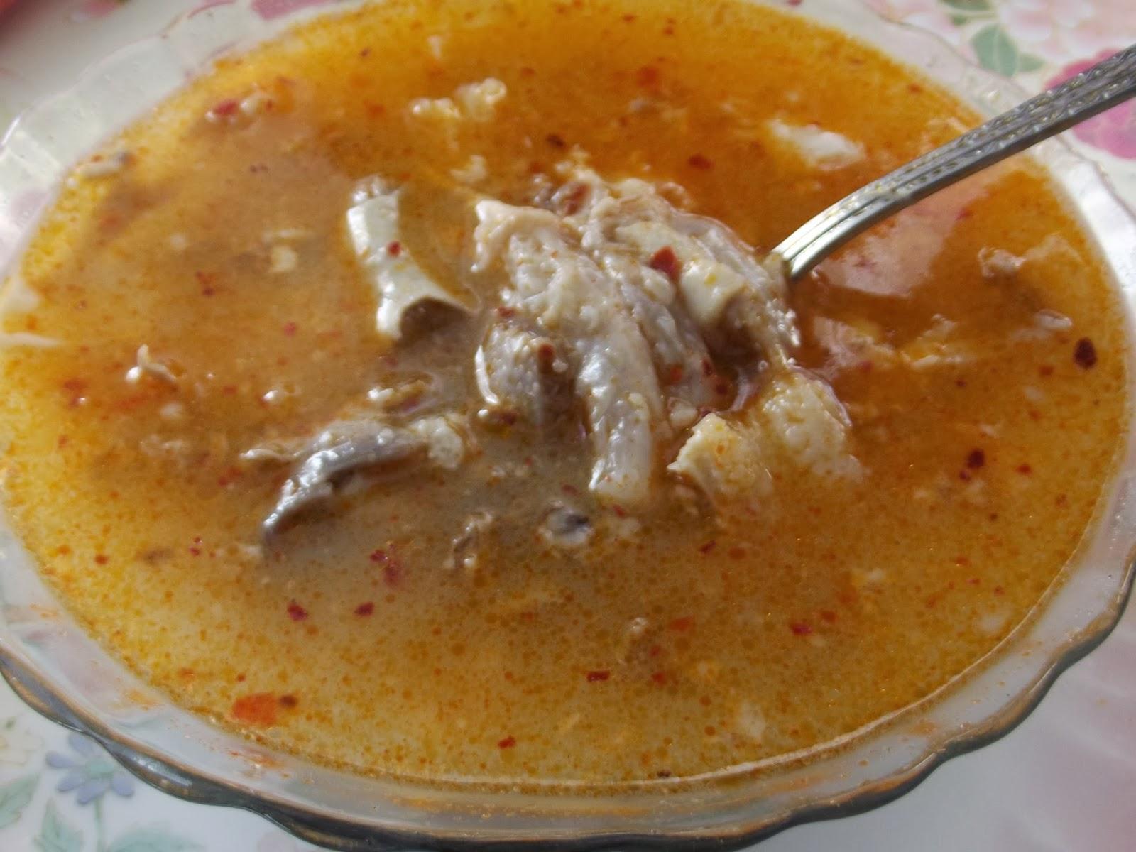 Tavuk Paça Çorbası Tarifi – Çorba Tarifleri