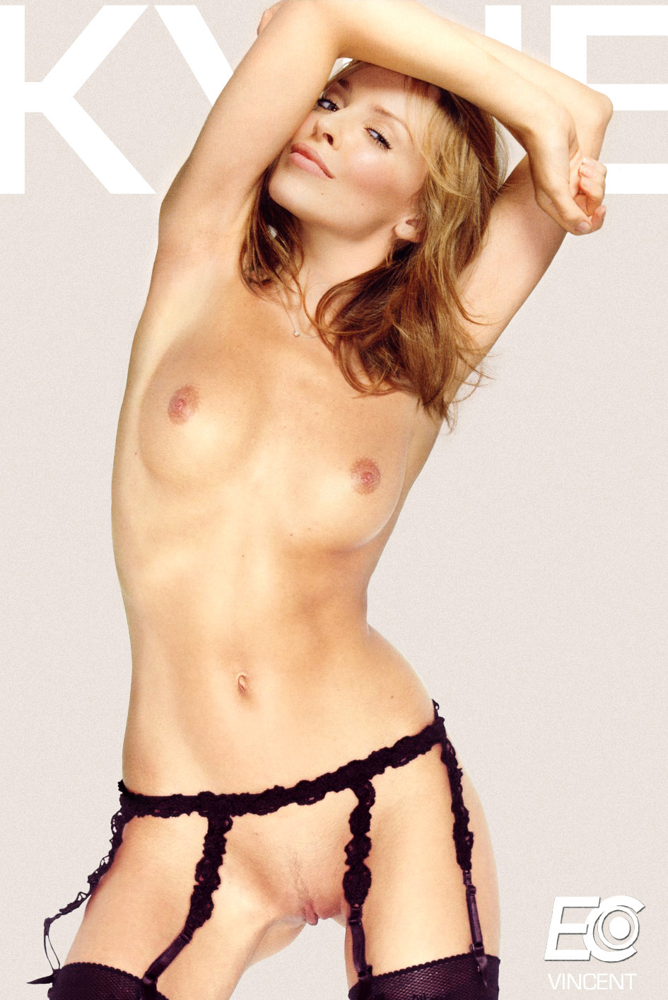 This rather kylie minogue nude fakes something