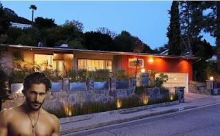 Joe Manganiello Sells Hollywood Hills Home