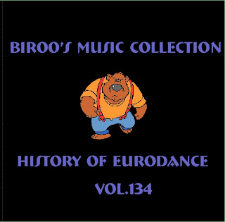 VA - Bir00's Music Collection - History Of Eurodance Vol.134 (2013)