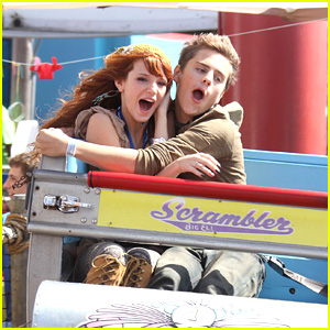 Bella Thorne And Garrett Backstrom Kualkier Kosa: ...