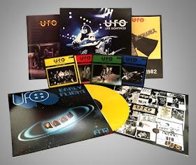 UFO's Live Sightings box set