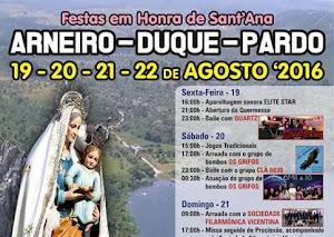 SANTANA (NISA): FESTAS EM HONRA DE SANTA ANA