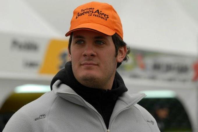 Santiago Mangoni correrá con el AC Racing.