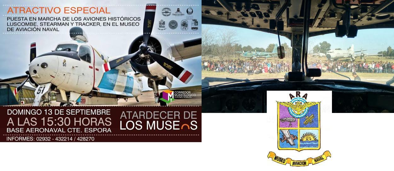 Cara al centenario de la Aviación Naval Argentina
