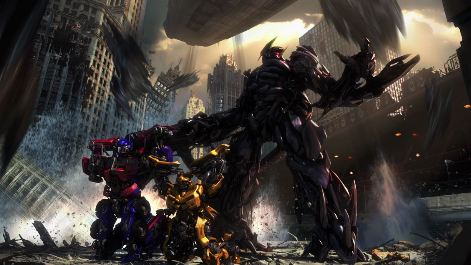 shockwave in transformers wallpapers - Transformers Dark of the Moon Clip Shockwave Driller
