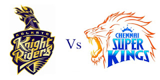 KKR vs CSK Scorecard