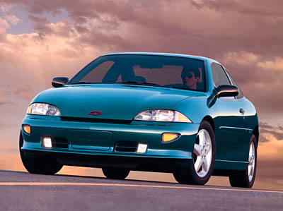 1999 Chevrolet Cavalier Owner's Manual - RPDF