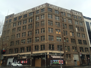 Griffiths Tea warehouse Sydney