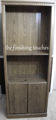 painted hutch, painted cabinet, painted furniture