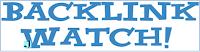 Mengecek Backlink Blog Backlink Watch