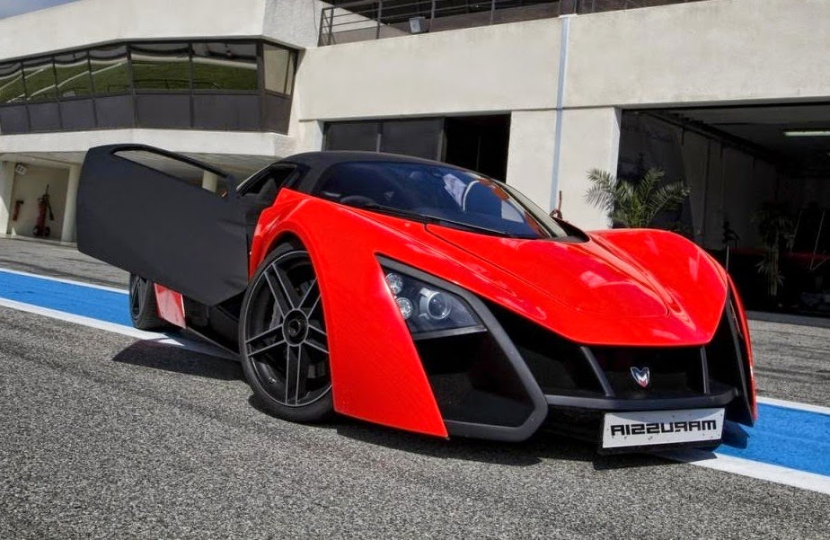 Marussia B2 Supercar Specification