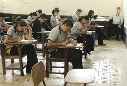 distancia social en el aula