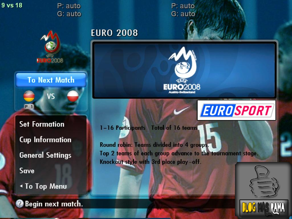 Free Download Pro Evolution Soccer 2008 (PES2008) Full Version For Pc