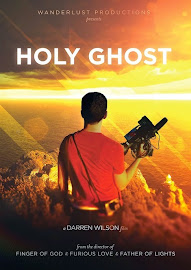 Holy Ghost DVD Giveaway