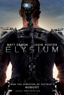 capa Elysium Dublado Torrent