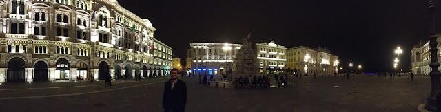 Piazza dell'unità, Trieste