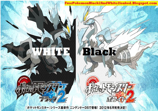 how to get pokemon black 2 rom