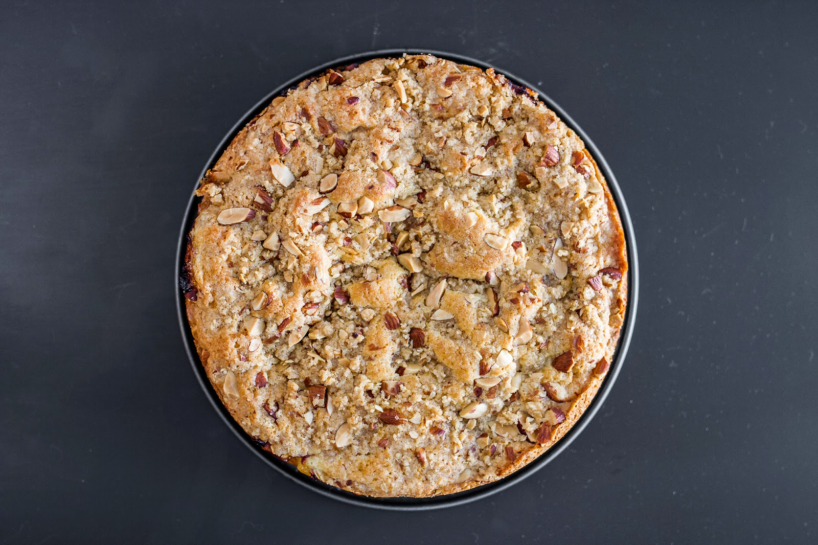 The Joy of Cooking's Apricot Kuchen