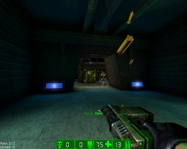 Unreal Tournament - Mission 1 Deathmatch Description