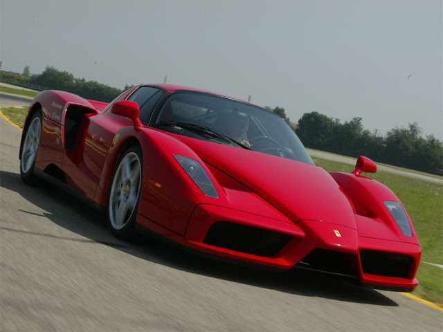 Gambar Mobil Sport Ferrari Enzo 20