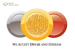 We Accept Dinar And Dirham