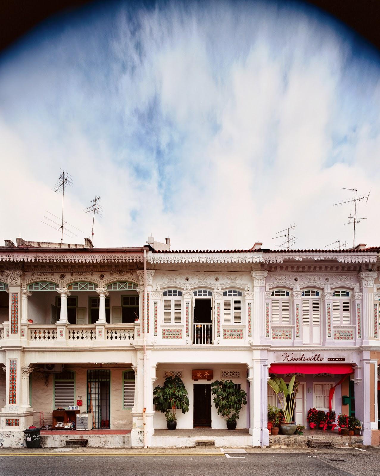 Offen für tropische Regenschauer – moderne Architektur und Design in Singapur