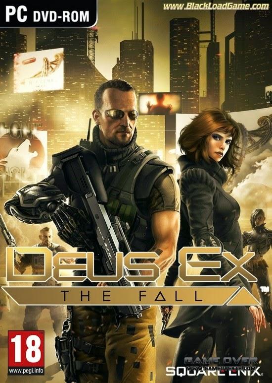 Game PC Deus Ex: The Fall