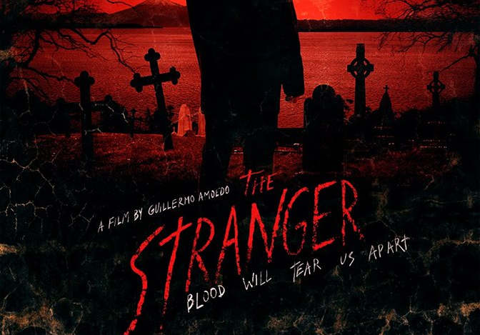 The Stranger: First Look - Undead Monday