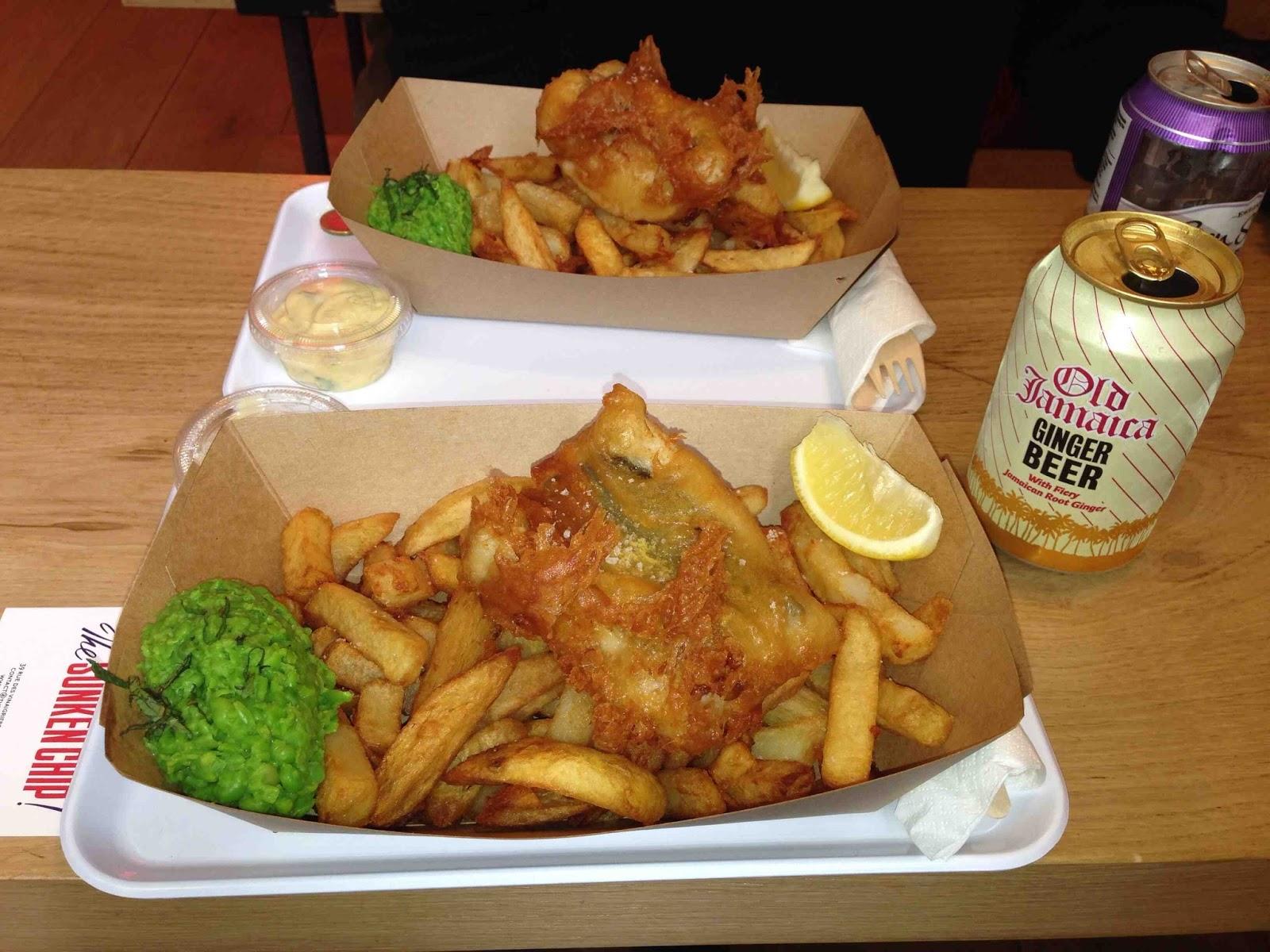 Mes adresses the sunken chip fish and chips le canal saint martin l 39 heure britannique 39 - Restaurant rue des vinaigriers ...