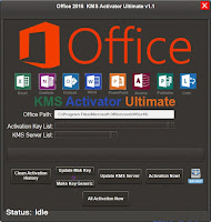 Barbagi Informasi & Pengalaman : Artikel & Tutorial -> Islami, Blogspot, Ubuntu, Windows, Games, News ,Cara Aktivasi Microsoft Office 2016 Full Version || Office KMS Activator 2016 Ultimate, rezdown7