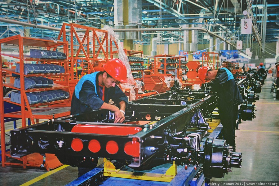 Самаркандский автомобильный завод