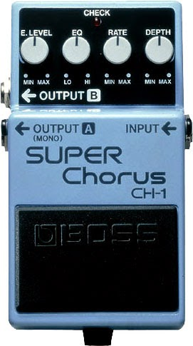 Boss Stereo Chorus