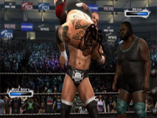 Game WWE: Raw Ultimate Impact 2012 PC