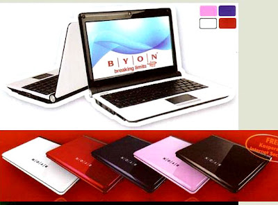 Laptop Byon 2013