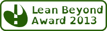Lean Beyond Award 2013