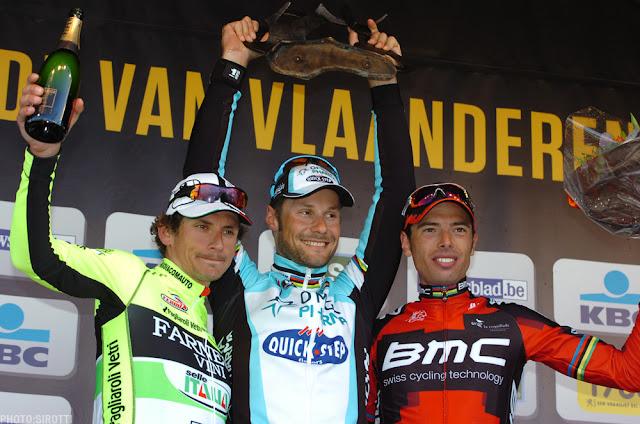 Tom Boonen Giro delle Fiandre