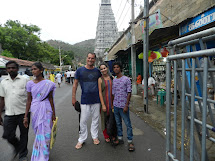 Journeys In India Walking Barefoot .arunachala