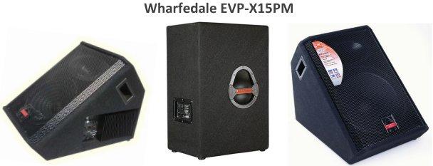 Harga Speaker WHARFEDALE 15 Spesifikasi Aktif Series Terbaik