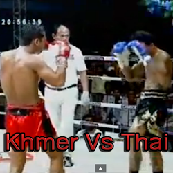 [ Bayon TV ] Phann Kraon( Khmer ) Vs Phya Sua Dum Sor Somkio( Thai ) - TV Show, Bayon TV, Bayon Boxing