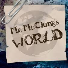 mcclungs world