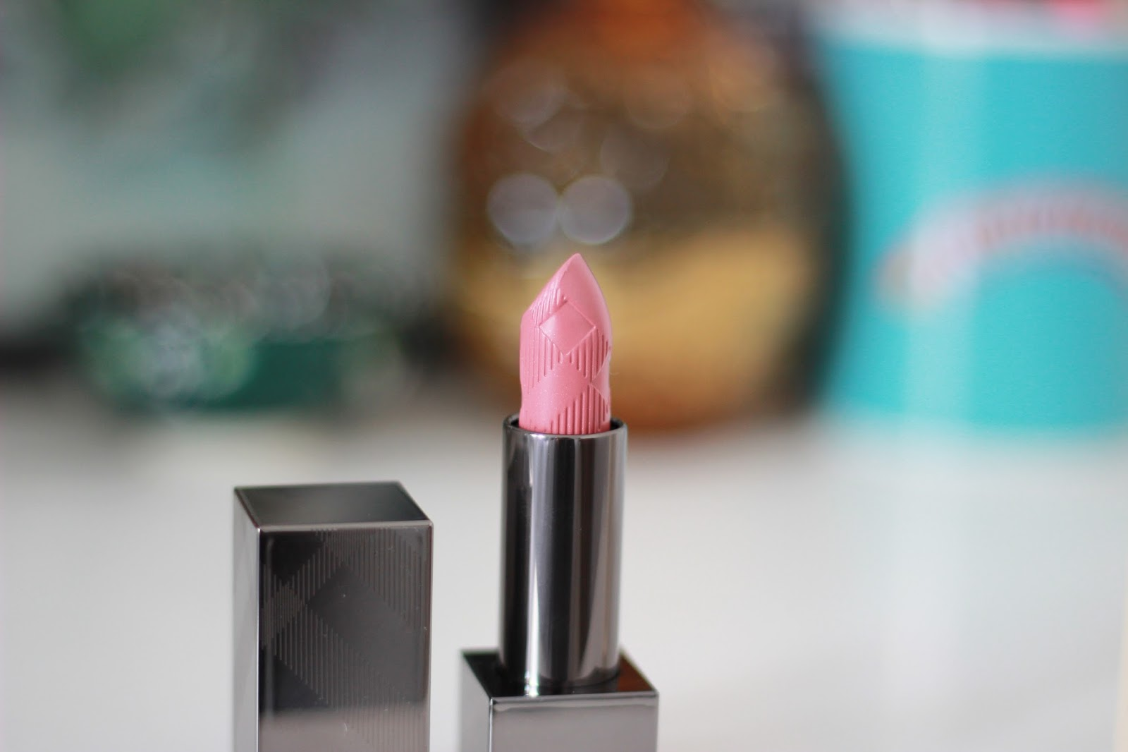 Burberry Kisses lipstick, 033 Rose Pink