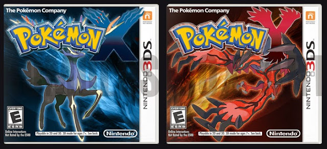 Pokemon X and Y Philippines Datablitz