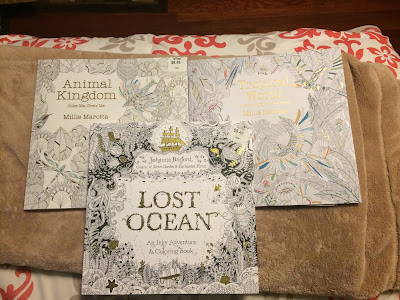 GREAT Costco Buy 949 Adult Coloring Books From Millie Marotta Johanna Basford And Daria Song