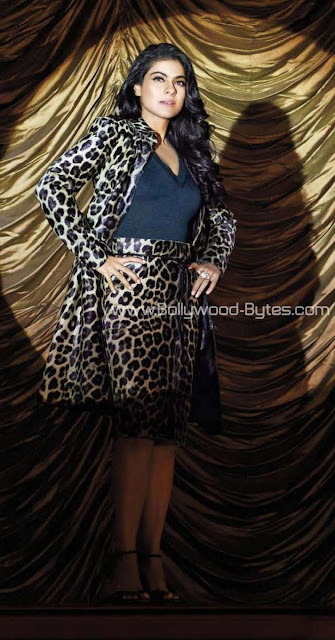 Hot and Beautiful Kajol Devgn's Beauty Photo Shoot