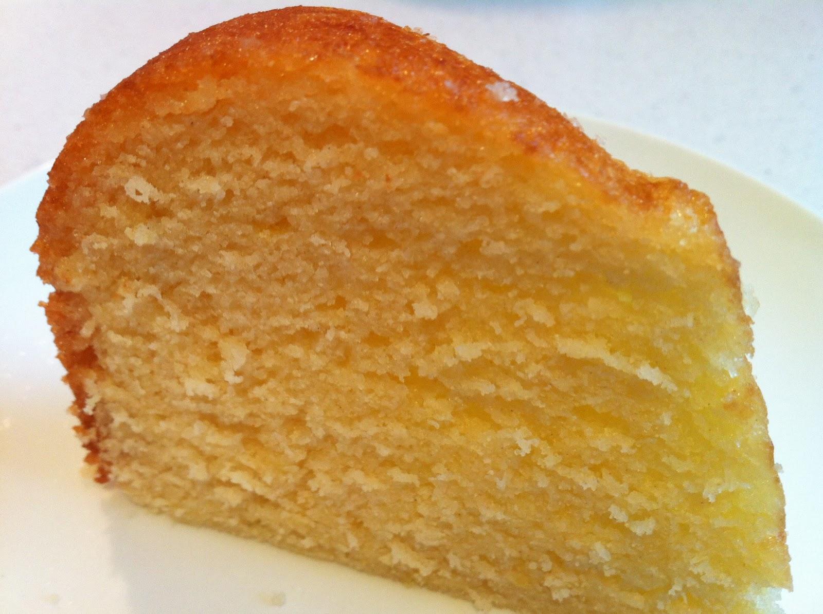 Baking Bar: Lemon Yoghurt Cake